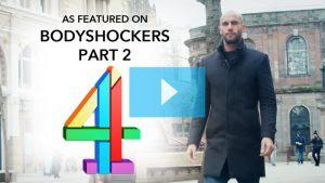 Bodyshockers TV hair tattoo video