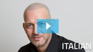 Scalp Micropigmentation Antonio C's Video Italian