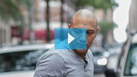 Testimonianza video d Joey e della sua tricopigmentazione
