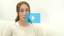 Testimonianza video di Laura e della sua tricopigmentazione permanente