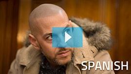 testimonianza video di Luis e della sua tricopigmentazione permanente
