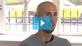 Testimonianza video di Santino e della sua tricopigmentazione permanente