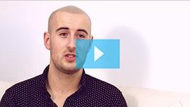 Testimonianza video di Jack e della sua tricopigmentazione permanente