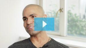 Testimonianza video di Omar e della sua tricopigmentazione permanente