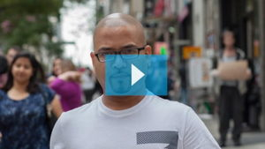 Testimonianza video di Prem e della sua tricopigmentazione permanente
