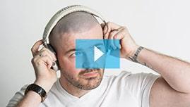 Testimonianza video di Mike e della sua tricopigmentazione permanente